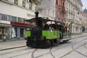 Dopravní nostalgie 2021 @ Brno